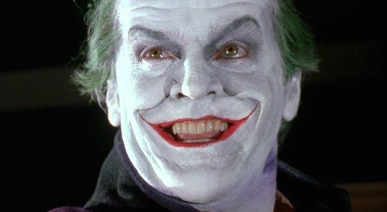 Image result for joker smiling