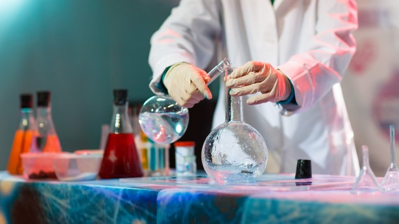 an analysis of procedures to follow when conducting an experiment in the laboratory Laboratory safety procedures and recording use a bound laboratory notebook so that pages are write your answers to the questions that follow each experiment.
