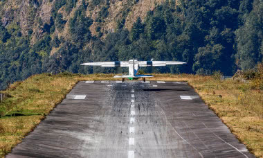 Airport runways that will scare you silly