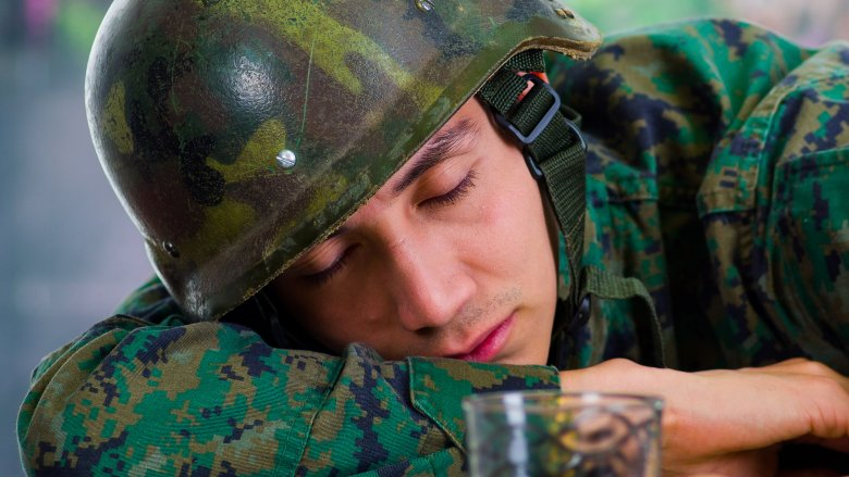 A military-tested trick that will let you fall asleep at any time