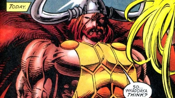 Characters worthy enough to wield Thor's hammer
