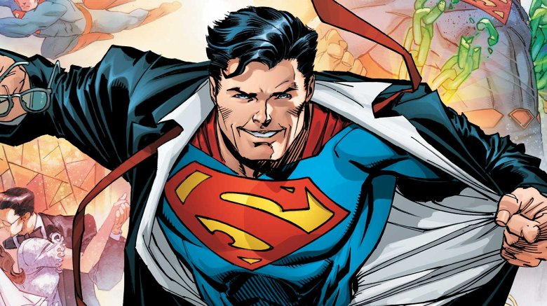 Crazy Superhero Origin Stories That Were Changed At The Last Second