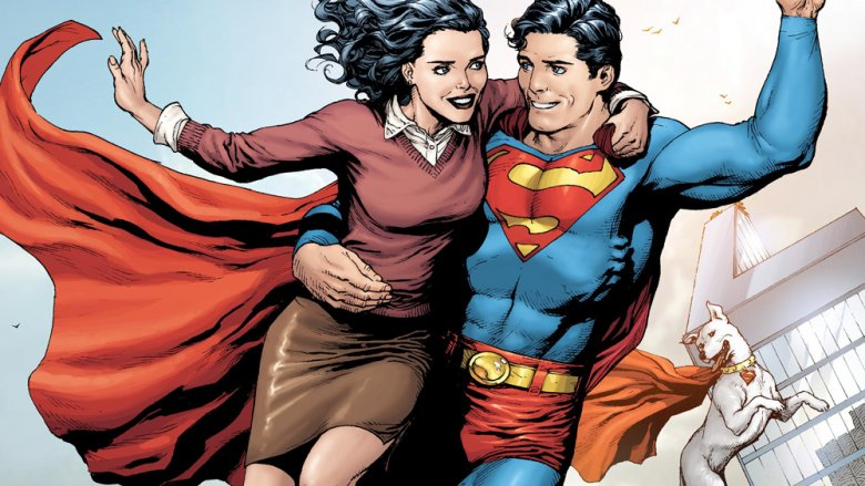 Superman and Lois Lane