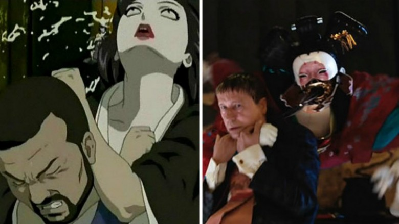 ghost in the shell moments true fans understood