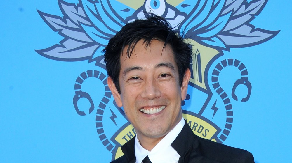 Grant Imahara robots you never realized were in movies