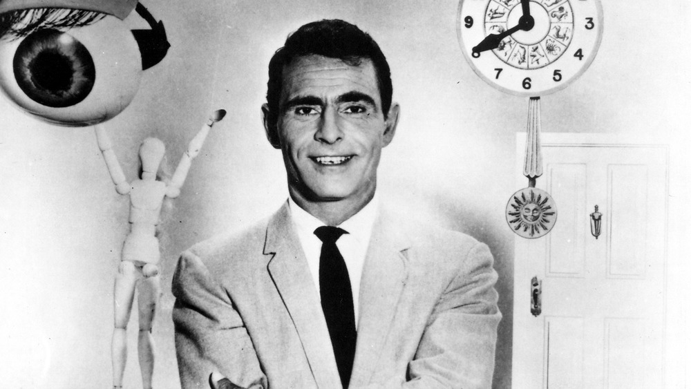 How Rod Serling's World War II Military Service Fueled The Twilight Zone