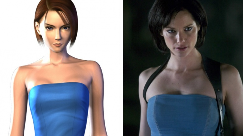 How The Cast Of Resident Evil Should Really Look
