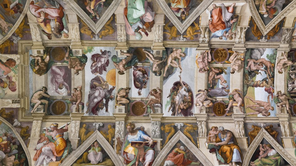 Mysteries of the Sistine Chapel revealed