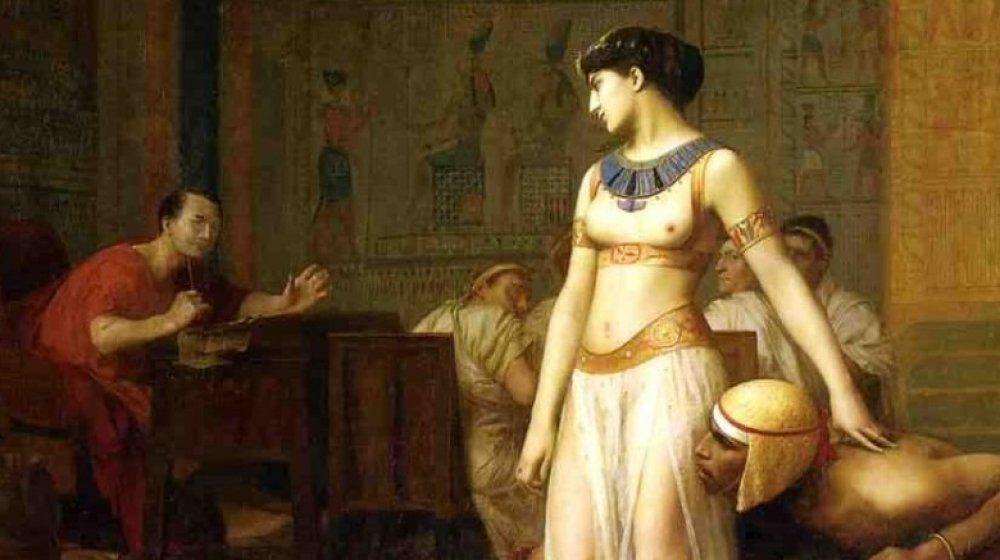 Myths about Cleopatra you can stop believing