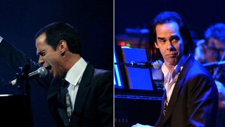 nick cave then now