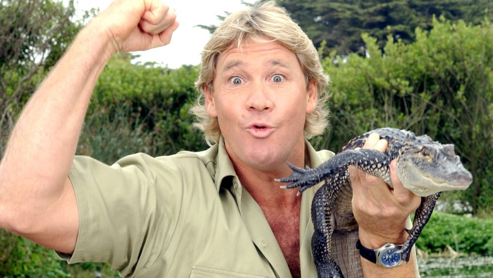 The animal species Steve Irwin actually discovered