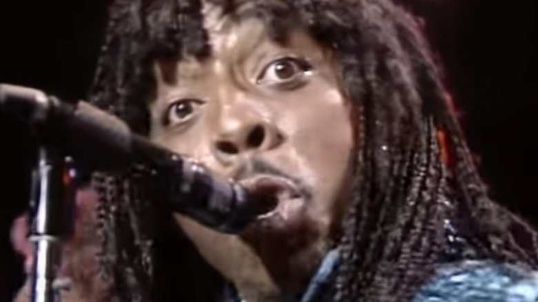 The crazy real-life story of Rick JamesRick James Slap