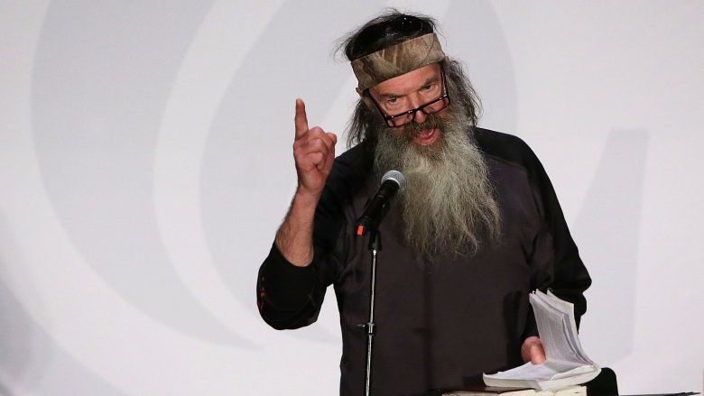 Phil Robertson of The Duck Dynasty