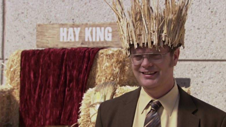 king dwight the office