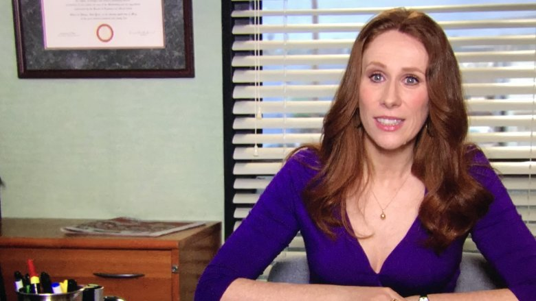 nellie the office