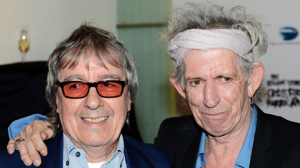 The real reason Bill Wyman is no longer a member of the Rolling Stones