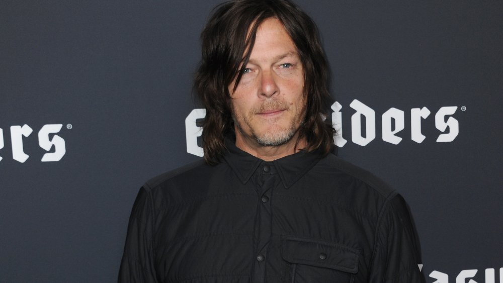 The surprising thing Norman Reedus keeps in his freezer from The Walking Dead