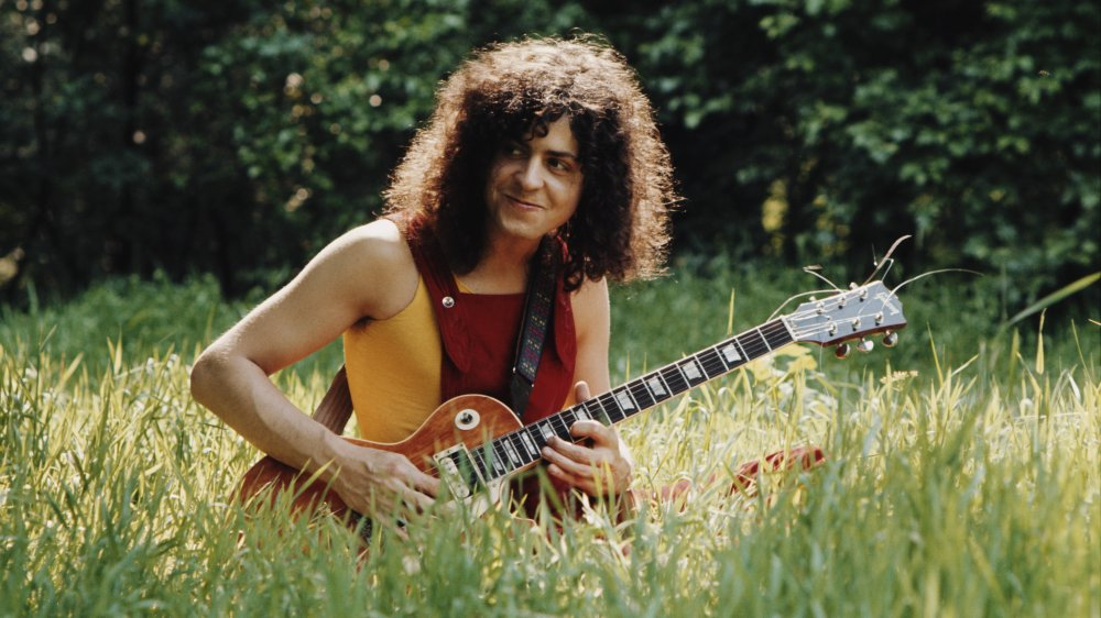 The tragic death of T.Rex's Marc Bolan