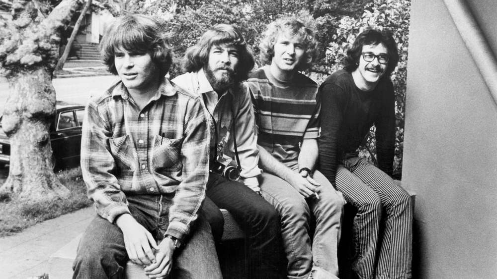The Tragic Real-Life Story Of Creedence Clearwater Revival