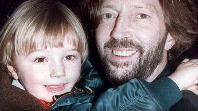 eric clapton and son conor