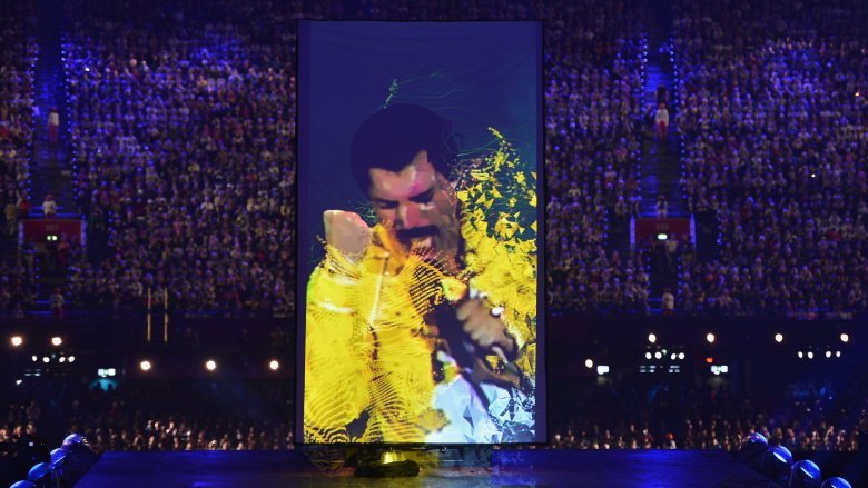 freddie mercury screen