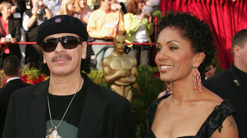 The truth about Carlos Santana's wives - Grunge