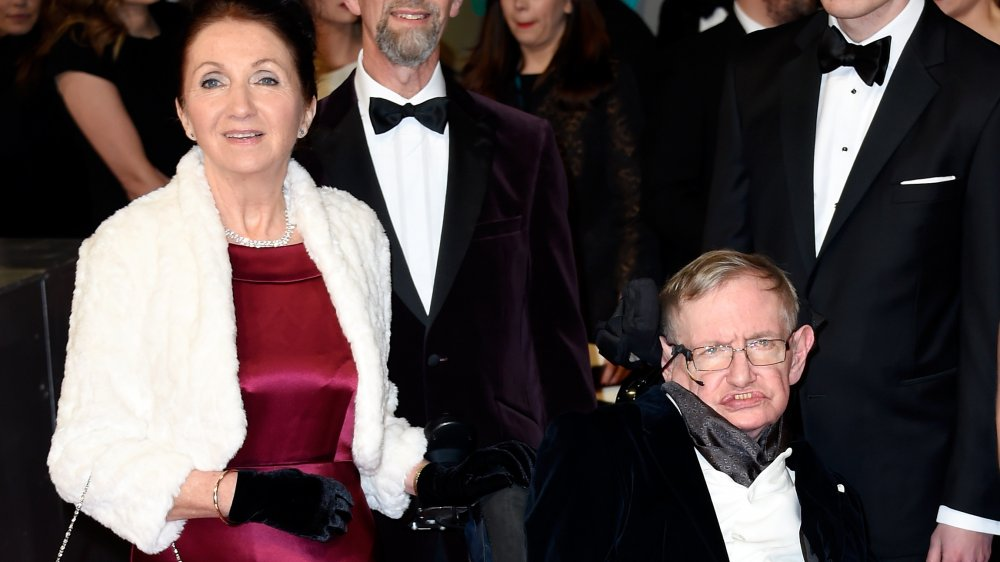 The truth about Stephen Hawking's ex-wife, Jane