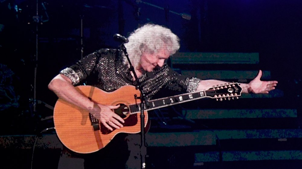 Brian May in 2019