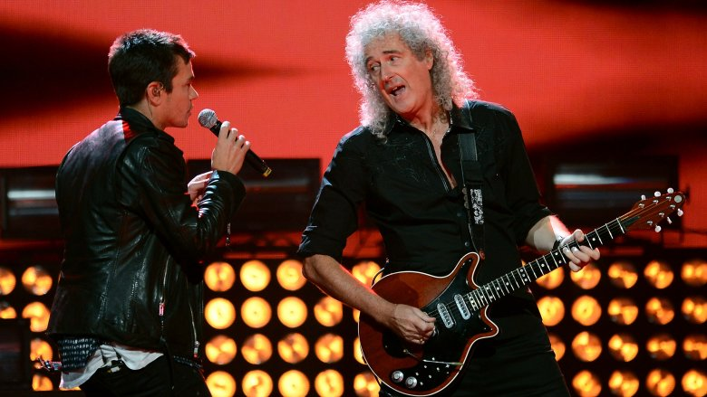 brian may queen singer