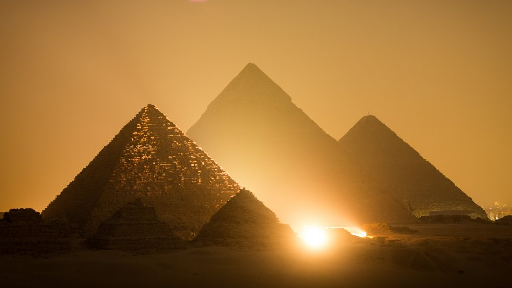 The untold truth of the Pyramids of Giza