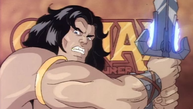cartoon conan the barbarian