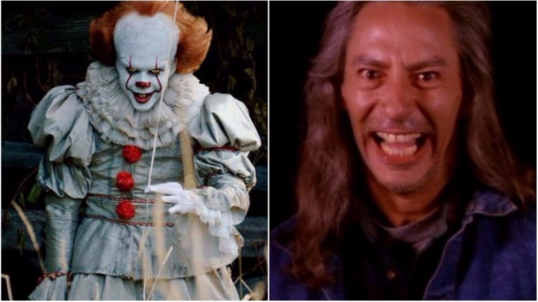 pennywise and twin peaks bob
