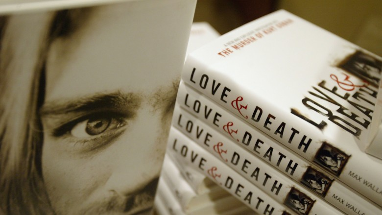 love and death book kurt cobain