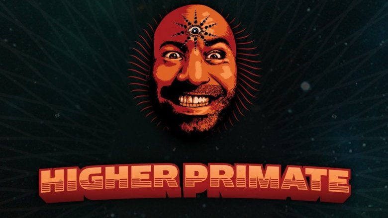 joe rogan higher primate
