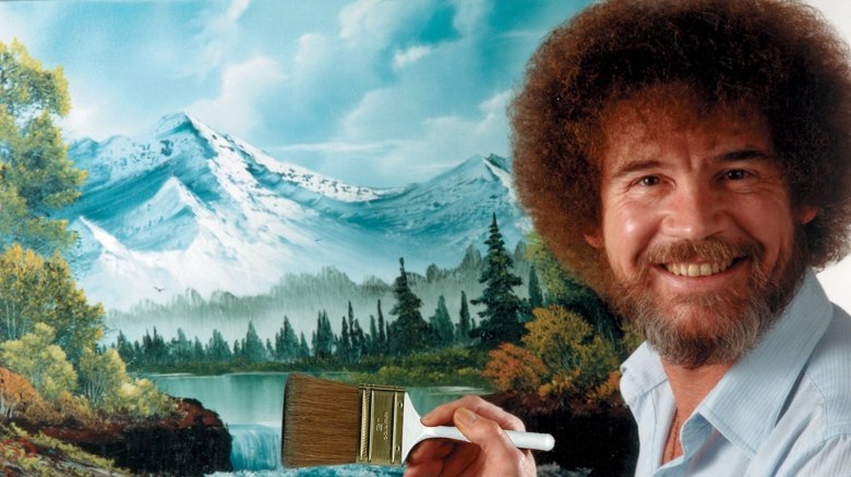 What Bob Ross Was Like Before He Was Famous