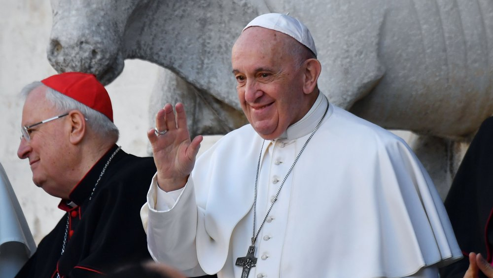 What exactly does the Pope do?
