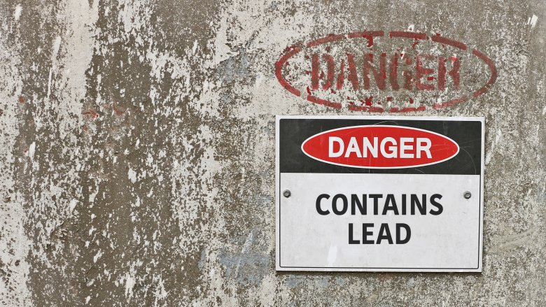 Danger lead