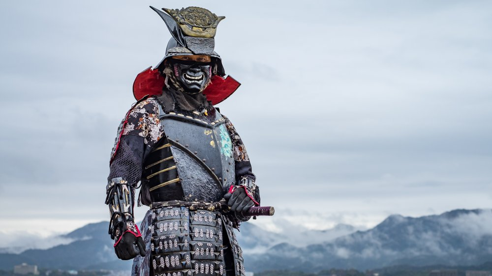 What the samurai really ate in a day