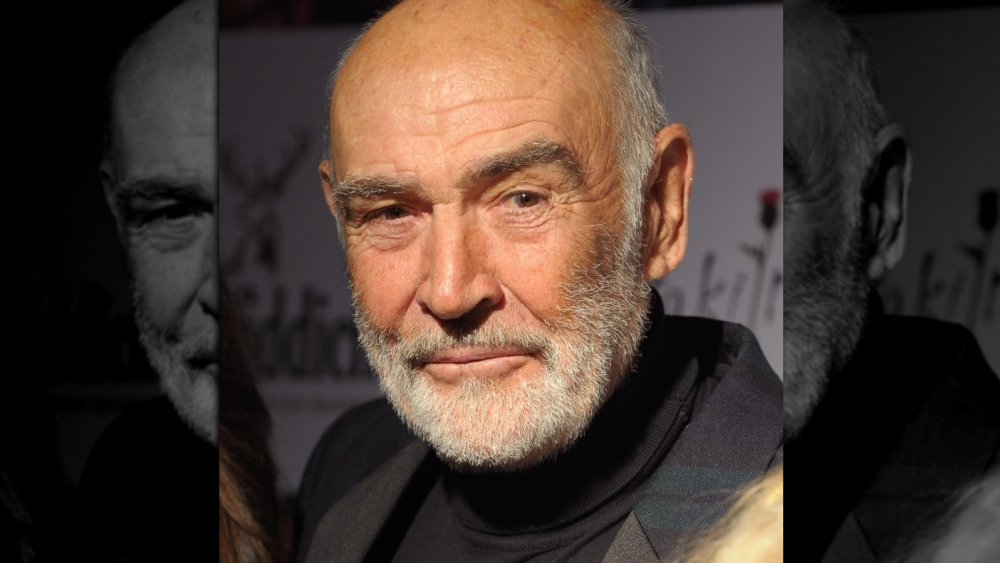 What was Sean Connery's net worth at the time of his death?
