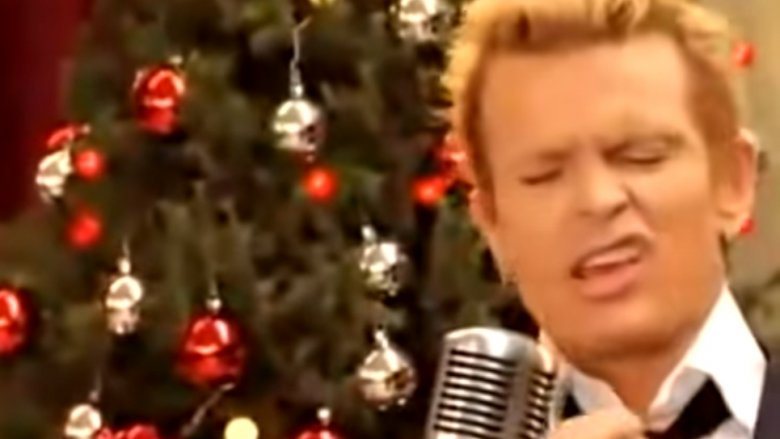 billy idol white christmas