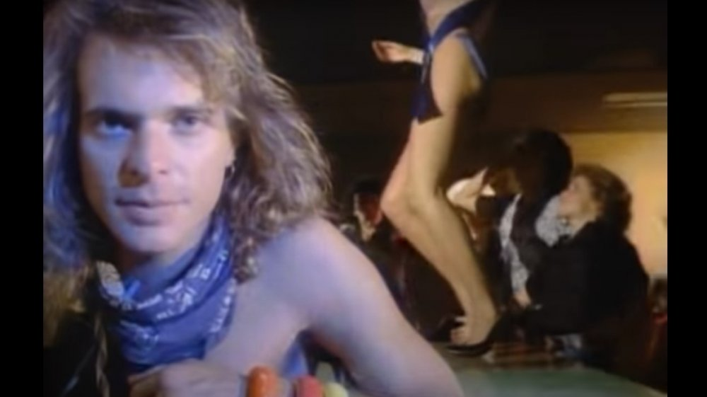 Whatever happened to the woman from Van Halen's Hot For Teacher video?