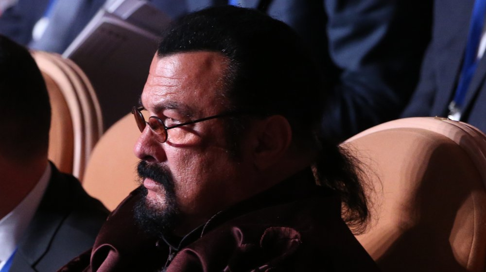 Why people consider Steven Seagal the all-time worst host of SNL