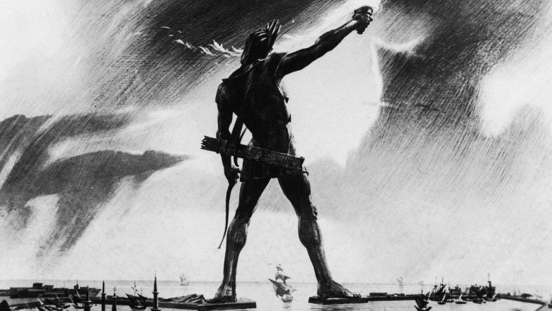 The Colossus of Rhode