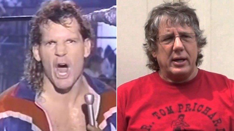 Tracy Smothers and Tom Prichard