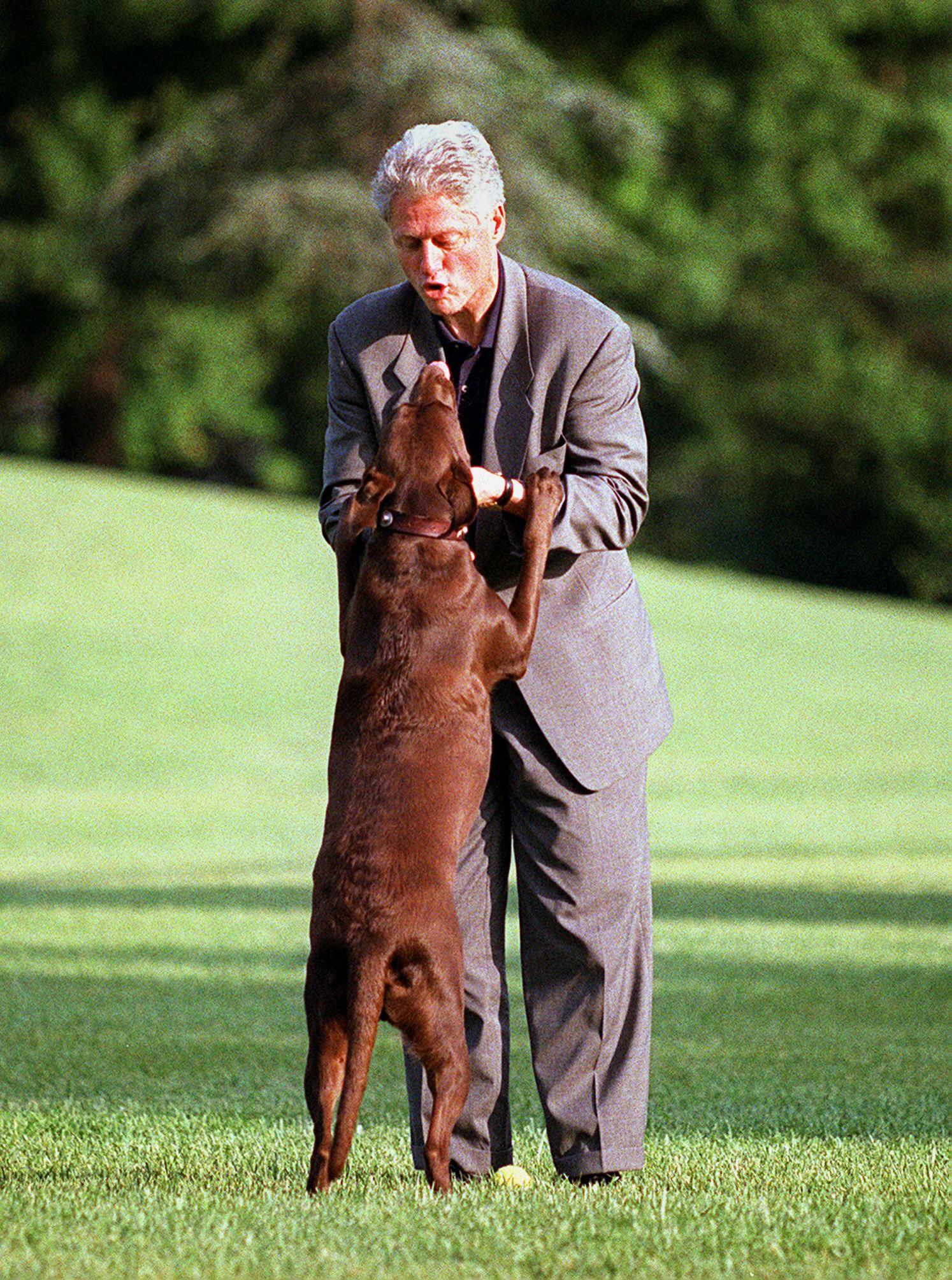 Former presidents obsessed with their dogs